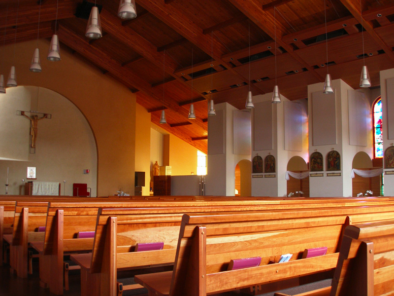 Church Sound System Installations And Audio Design