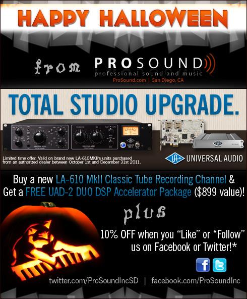 Universal Audio (UA) LA-610 MKII