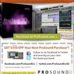 Pro Tools 10 - ProSound.com