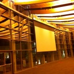 Audio/Visual Sound Installation - UCSD Great Hall